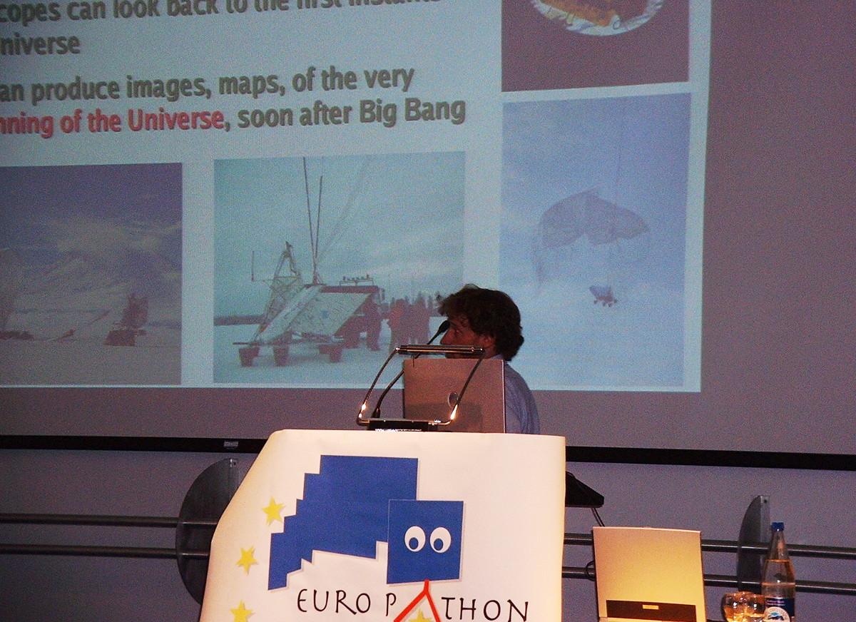 Europython 2003