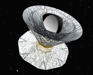 Prism satellite render